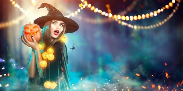 halloween costume strega