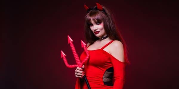 halloween diavolessa fata