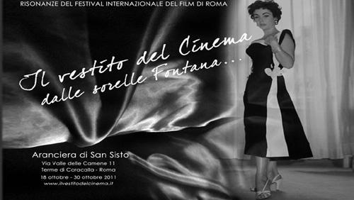 il vestito del cinema - sorelle Fontana
