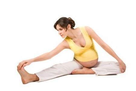 yoga gravidanza mamma