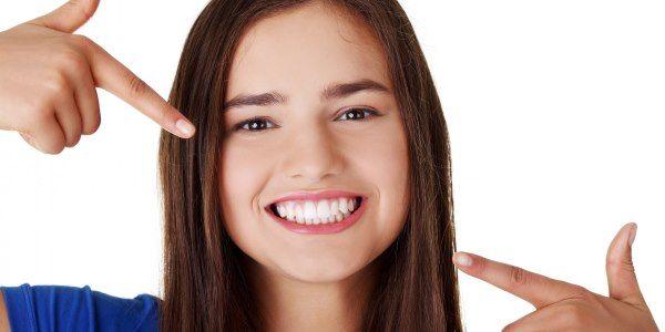 denti gengive sane