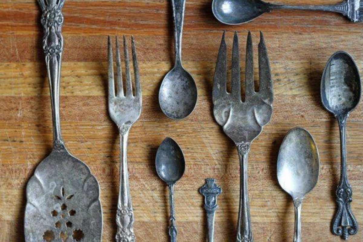 Posate Argento Come Pulirle i rimedi più efficaci (e naturali) per pulire l'argento - wellme